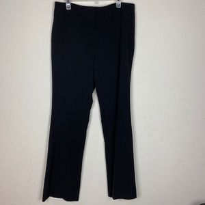 Kenneth Cole- Black Work Pants size 6